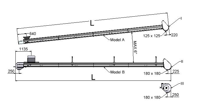 Herbst T19V Belt Conveyor
